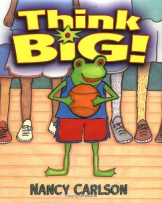 Cover image for Think big!