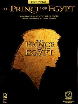 Cover image for The Prince of Egypt : easy piano