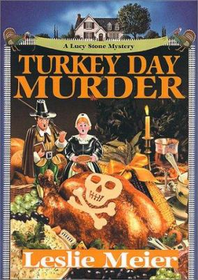 Cover image for Turkey day murder