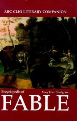 Cover image for Encyclopedia of fable