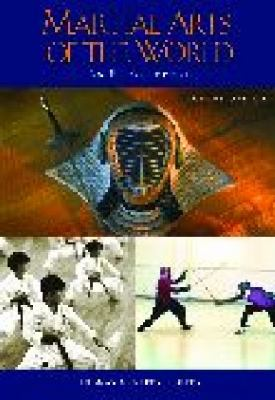 Cover image for Martial arts of the world : an encyclopedia