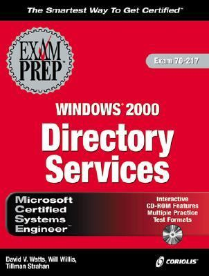 Cover image for MCSE Windows 2000 Directory services exam prep