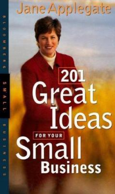 Cover image for 201 great ideas for your small business