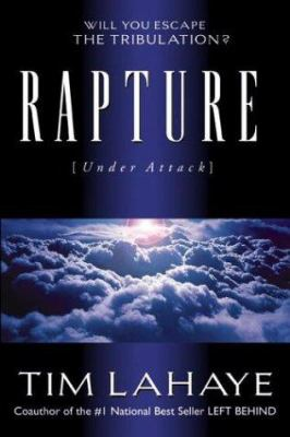 Cover image for Rapture : [under attack]