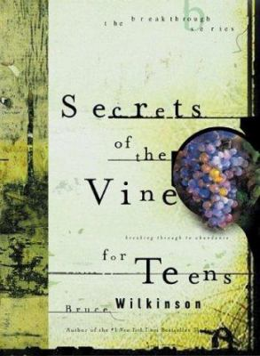 Cover image for Secrets of the vine for teens