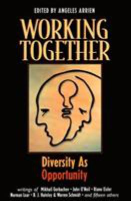Cover image for Working together : diversity as opportunity