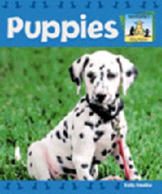 Cover image for Puppies