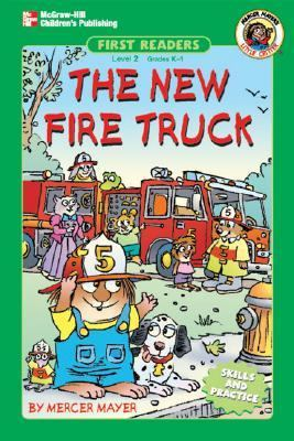 Cover image for The new fire truck