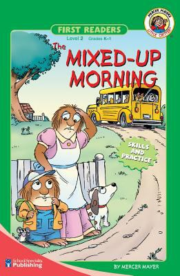 Cover image for The mixed-up morning
