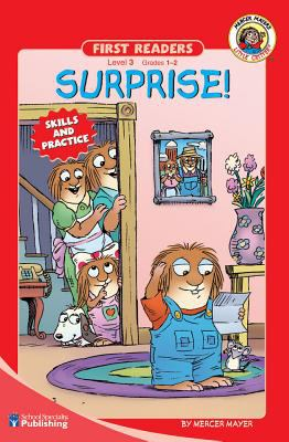 Cover image for Surprise!