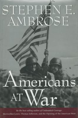 Cover image for Americans at war