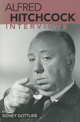 Cover image for Alfred Hitchcock : interviews