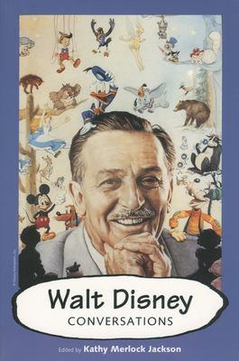 Cover image for Walt Disney : conversations