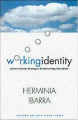 Cover image for Working identity : unconventional strategies for reinventing your career