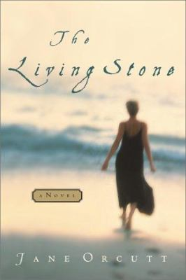 Cover image for The living stone : a novel