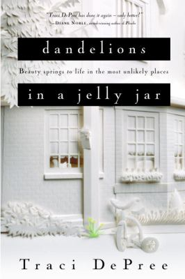 Cover image for Dandelions in a jelly jar