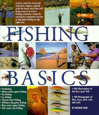 Cover image for Fishing basics