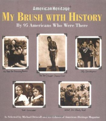 Cover image for My brush with history
