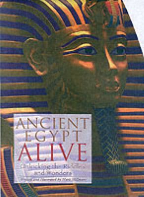 Cover image for Imagining Egypt : a living portrait of the time of the pharaohs