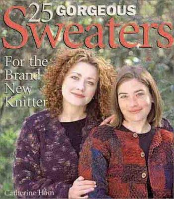 Cover image for 25 gorgeous sweaters for the brand-new knitter