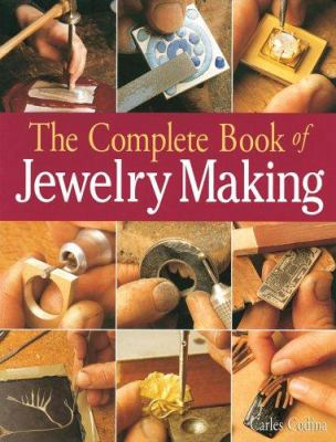 Cover image for The complete book of jewelry making