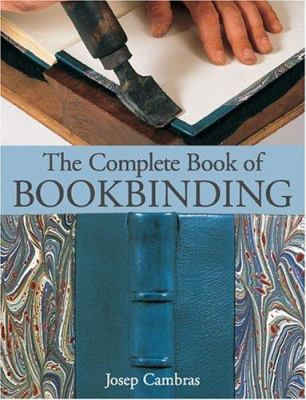 Cover image for The complete book of bookbinding