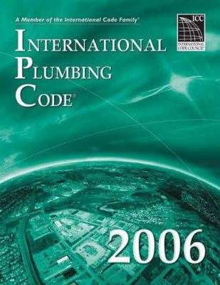 Cover image for International plumbing code 2006.