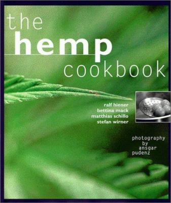 Cover image for The hemp cookbook