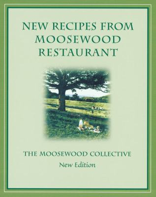 Cover image for New recipes from Moosewood Restaurant