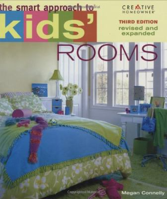 Cover image for The smart approach to kids' rooms