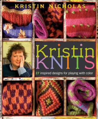 Cover image for Kristin knits