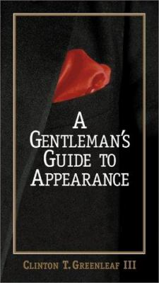 Cover image for A gentleman's guide to appearance