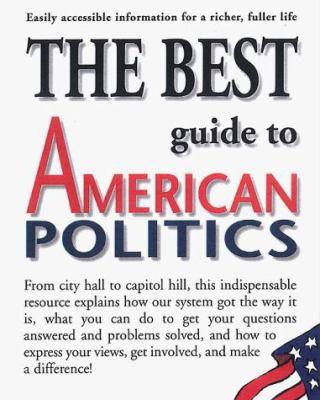 Cover image for The best guide to American politics