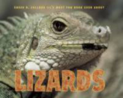 Cover image for Sneed B. Collard III's most fun book ever about lizards