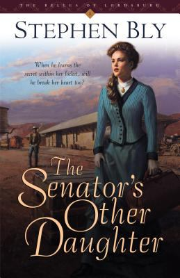 Cover image for The senator's other daughter