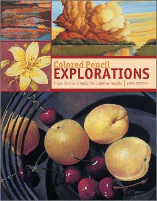 Cover image for Colored pencil explorations