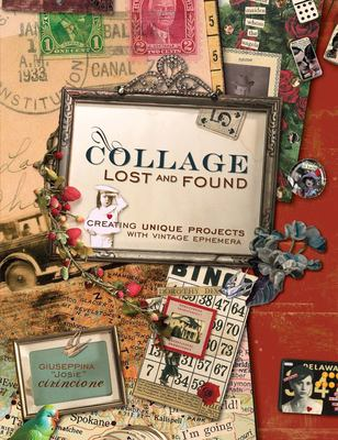 Cover image for Collage lost and found