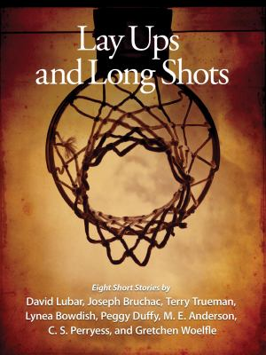 Cover image for Lay-ups and long shots : an anthology of short stories