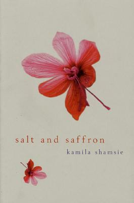 Cover image for Salt and saffron