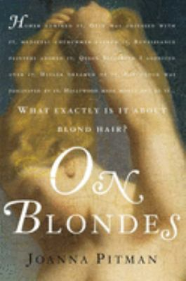 Cover image for On blondes