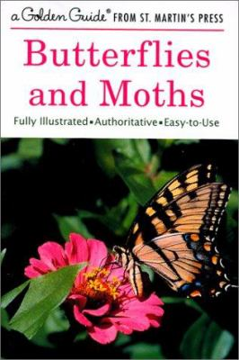 Cover image for Butterflies and moths : a guide to the more common American species