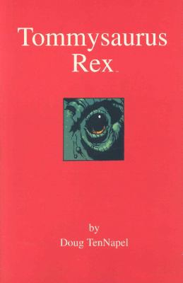 Cover image for Tommysaurus rex