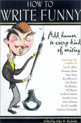 Cover image for How to write funny