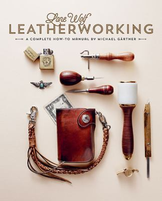 Cover image for Lone Wolf leatherworking