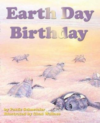 Cover image for Earth Day Birthday