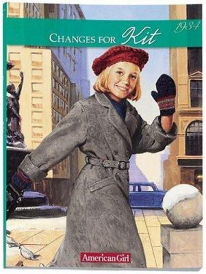 Cover image for Changes for Kit! : a winter story, 1934
