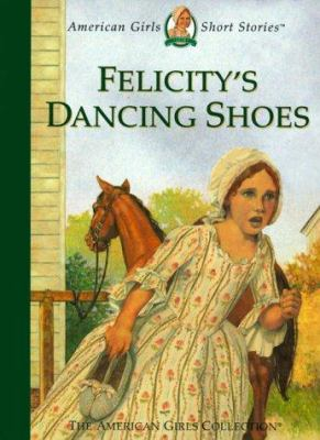 Cover image for Felicity's dancing shoes