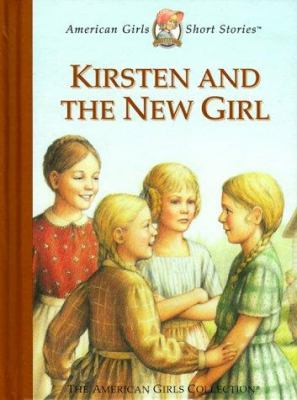 Cover image for Kirsten and the new girl