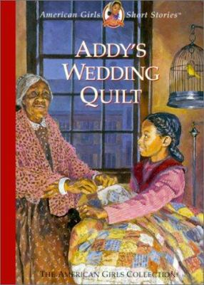 Cover image for Addy's wedding quilt