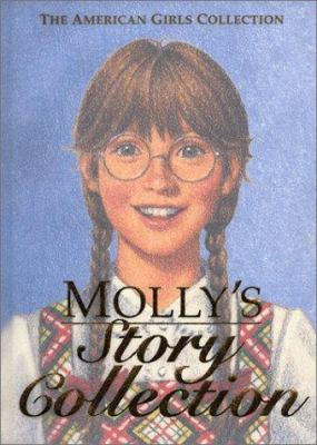 Cover image for Molly's story collection